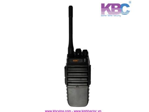 Danh mục thiết bị VTĐ được miễn giấy phép sử dụng tần số